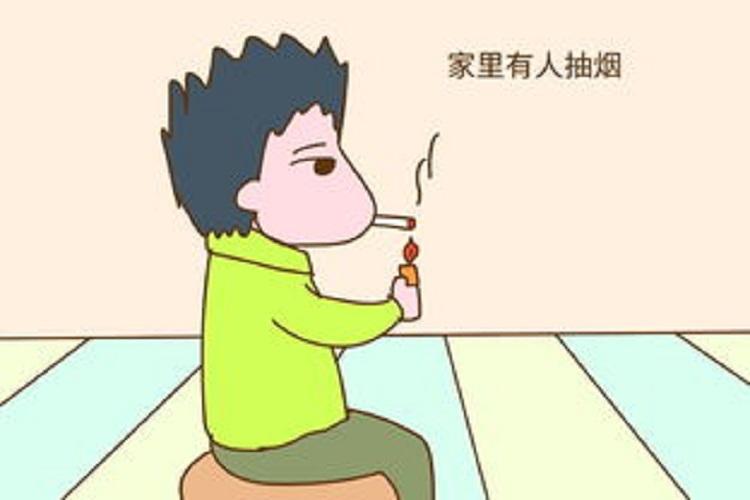 吸烟会对身边的人也造成危害